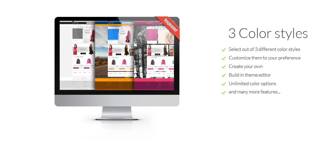 Moda Loca CS-Cart Responsive Template Color Styles